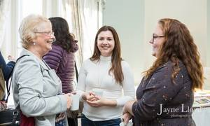 Building relationships at The Business Womans Network