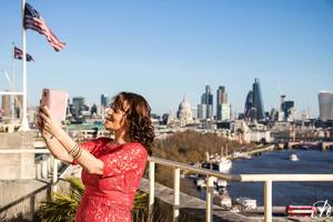 Mandie Holgate book launch fight the fear london pearsons caroline horne pr