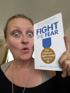fight the fear reading to grow business mandie holgate