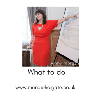mandie holgate life and business coach essex