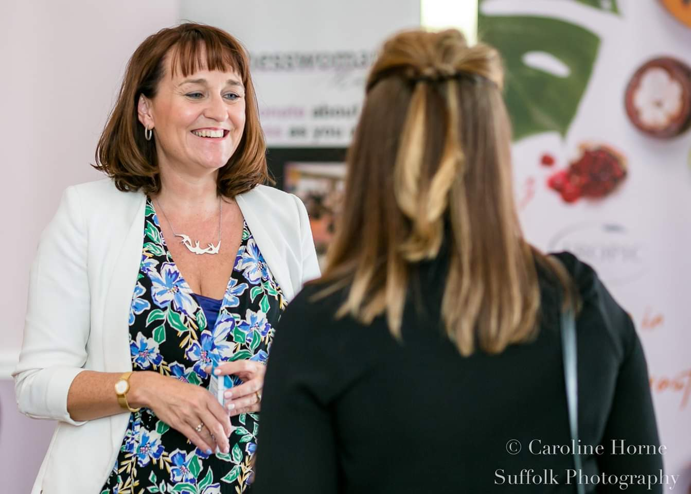 Founder of the business womans network mandie holgate