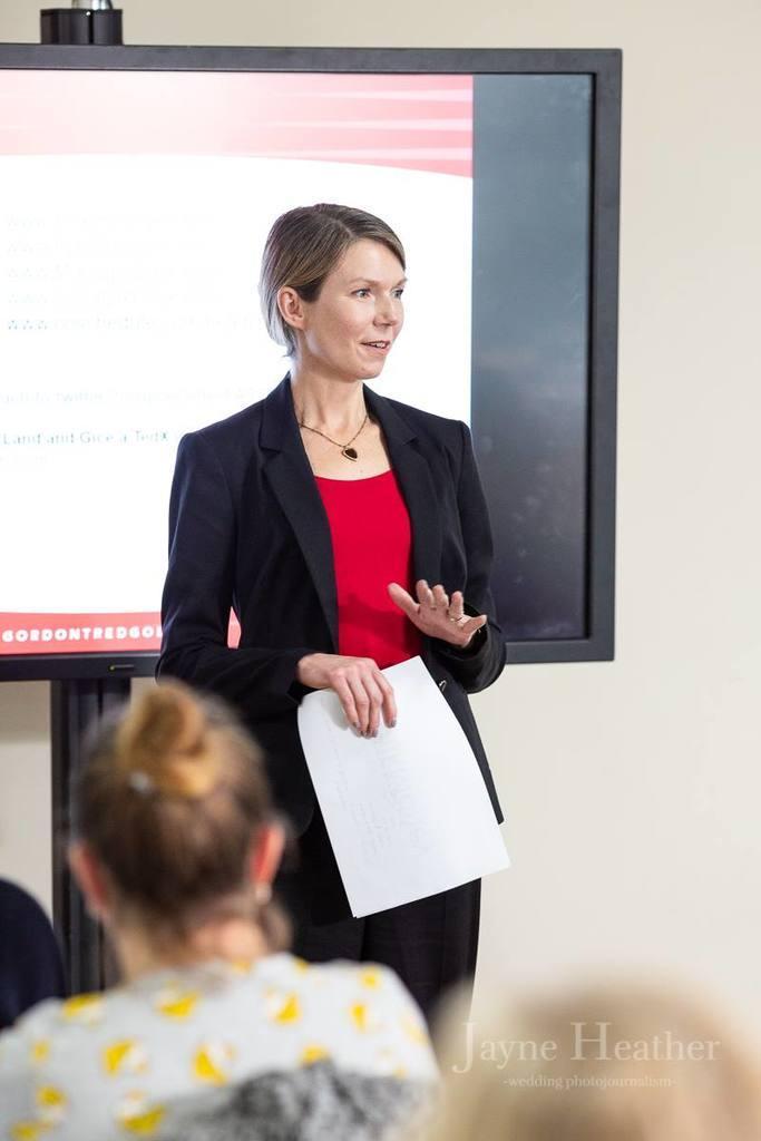 Sarah Travers financial advisor